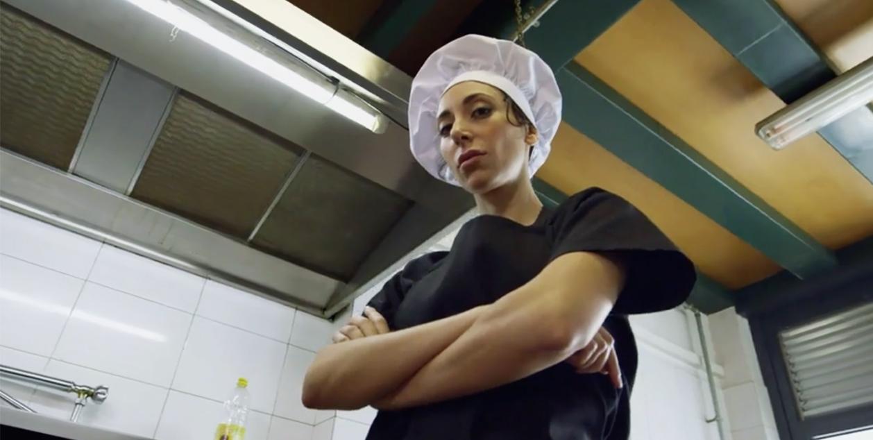 Cucine da incubo italia stagione 5 francesca puglisi - Cucine da incubo italia ...